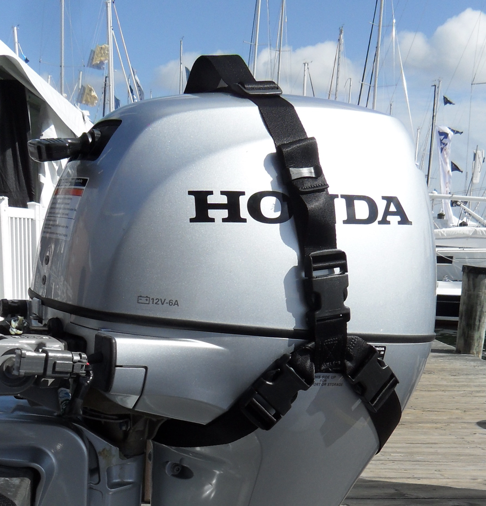 Outboardlift outboard motor lifting harness for Outboard motor repair training online